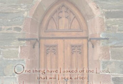 Psalm 27 4