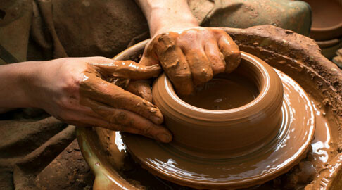 Youth and Teens - Learn about pottery