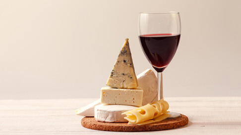 Wine and Cheese Get-together