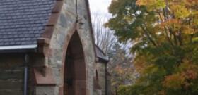 Fall at St. Mary
