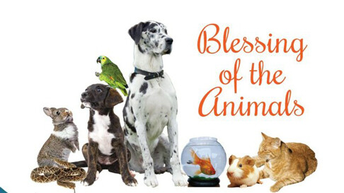 Sunday Worship Service and Blessing of the Animals